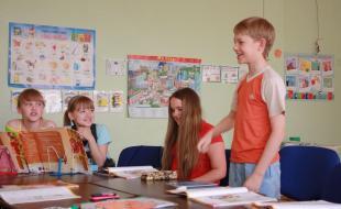 Английский для детей и школьников - 1369574551