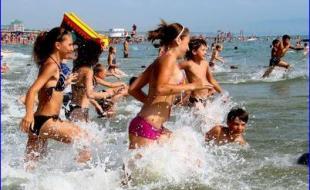 Улётные каникулы на Чёрном море! Кабардинка-2017