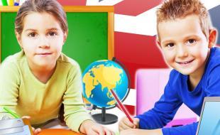 Английский язык для дошкольников (6+)